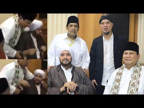 HBB SYEKH BUKA SUARA;VIDEO VIRAL PRABOWO;AHMAD DHANI;SURABAYA BERSOLAWAT;