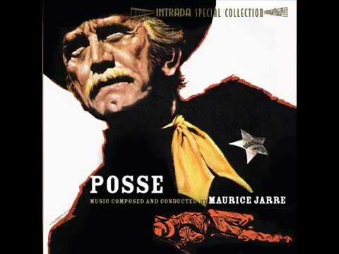 Posse - Maurice Jarre - Burning Dollars and Main Title