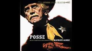 Posse - Maurice Jarre - Burning Dollars and Main Title