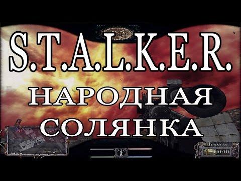 S.T.A.L.K.E.R. Народная солянка + ООП - Тайники Коллекционера на Янтаре