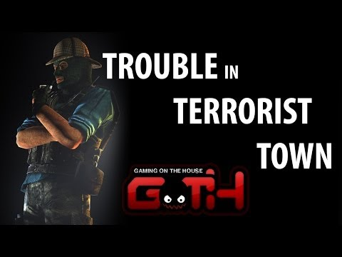 Trouble in Terrorist Town TTT - GMOD en Español - GOTH