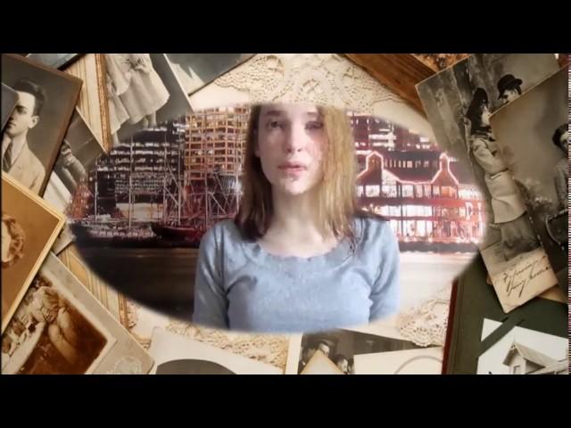 Изображение предпросмотра прочтения – ВиленаНайман читает произведение «Девочка, прошедшая войну» Т.Е.Лавровой