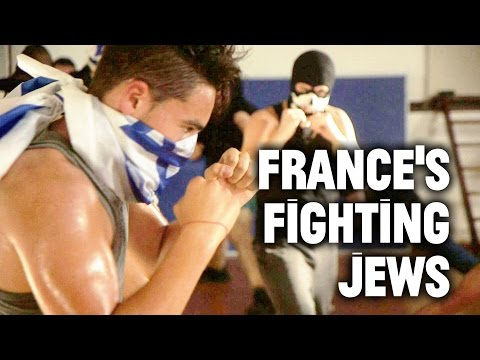 France's Fighting Jews