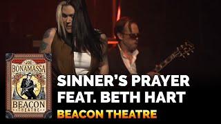 "Joe Bonamassa & Beth Hart Official - ""Sinner's Prayer"" - Beacon Theatre Live From New York"