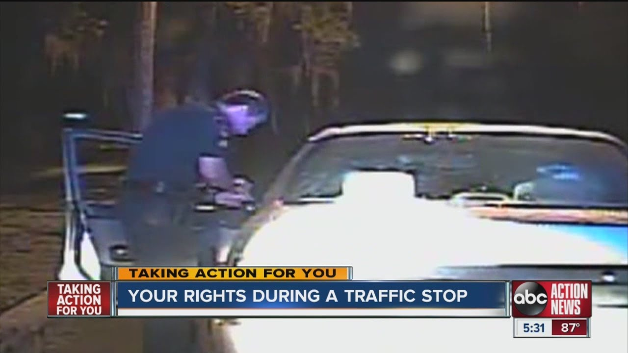 Your rights during a traffic stop - YouTube 102e9fc17