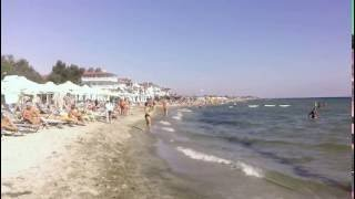 Паралия Катерини, Гърция, плаж/Παραλία Κατερίνη/Paralia Katerini(23.09.16 11:50., 2016-09-27T20:31:47.000Z)
