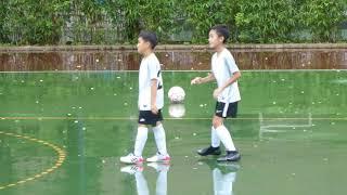 Publication Date: 2021-09-11 | Video Title: 足總5人挑戰盃U10  Lightening vs 愛秩序灣