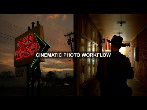Making Photos Look Cinematic- My Workflow