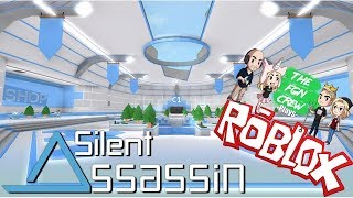 SILENT BUT DEADLY | SILENT ASSASSIN | ROBLOX GAMEPLAY