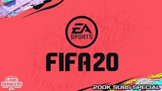 FIFA 20 - 200K Subs Special Livestream