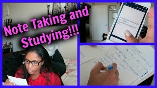 Note Taking and Study Tips!!! Law School Edition(, 2015-12-04T23:28:26.000Z)