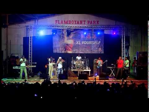 TOMMY LEE & ITIEL ROOTS & BADDER MAN & KING KOJEBA LIVE ON STAGE PART 2