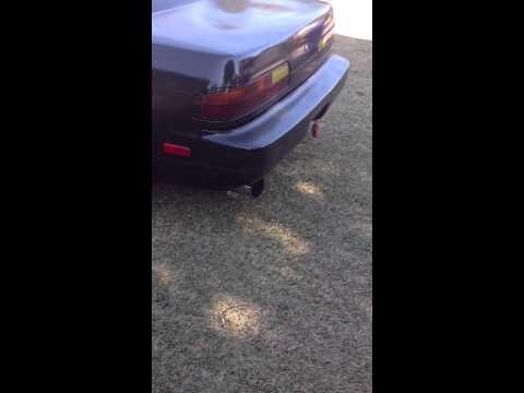 1991 nissan 240sx ebay cat back exhaust