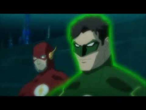 Justice League: Throne of Atlantis Official Trailer 2015 (HD)