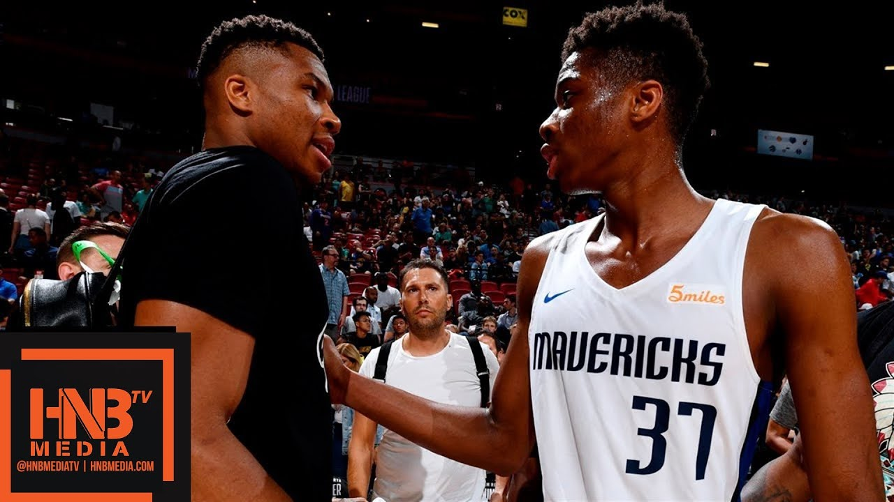 372fa404f Golden State Warriors vs Dallas Mavericks Full Game Highlights   July 9   2018  NBA Summer League