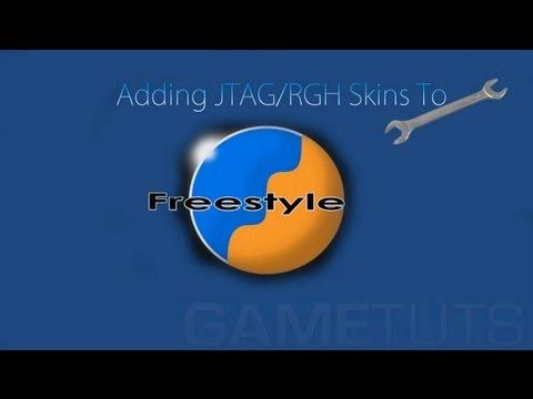 Adding Skins To Freestyle Dashboard 3