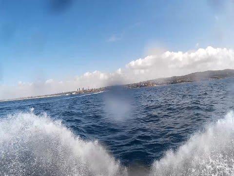 Balboa Water Sports Guided Ride Tour - Part 3 - Back Through Newport Harbor - Orange County, CA