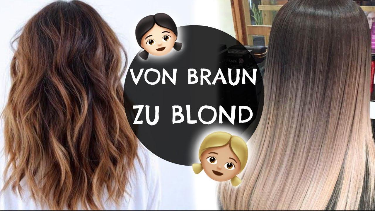 Von Braun Zu Blond Ich Werde Wieder Blond Kim Wood Youtube