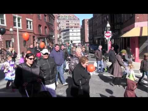 Halloween Parade 2011 - North End Boston