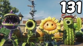 Let's Play Plants Vs Zombies Garden Warfare #131 Deutsch - Alle Standard Pflanzen