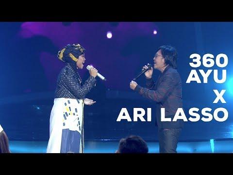 """""""AYU ft. ARI LASSO - AKU DAN DIRIMU (Ari Lasso & BCL) - Spekta Show Top 4"""