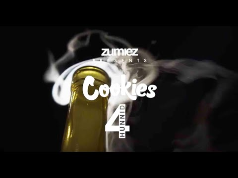 Zumiez Presents Cookies x 4Hunnid