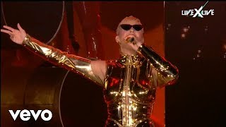 Katy Perry Roulette From Witness World Tour Live In Rock In Rio Lisboa