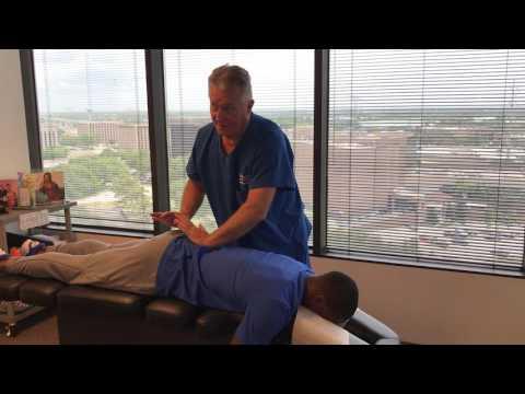 The Science Of The Chiropractic Adjustmentt On Robert Nelson Houston Texans Cornerback