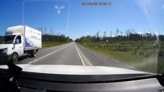 Авария на трассе Сургут-Ханты-Мансийск, 07.07.2017. Погибли люди.