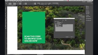 InDesign CC QR Code Generator