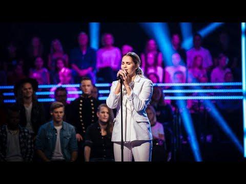 Ambér Flores: Runnin' - Beyoncé/Naughty Boy - Idol Sverige (TV4)