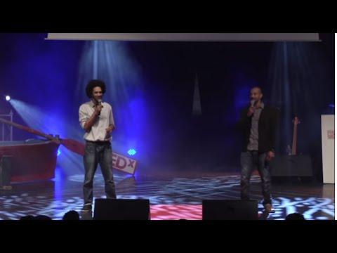 Vivre ses reves | Saidou BERNABE Yoane PAVADE | TEDxFortdeFrance