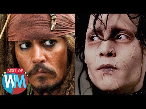 Top 10 Chameleonic Actors and Actresses - Best of WatchMojo