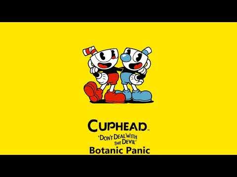 Cuphead OST - Botanic Panic [Music]