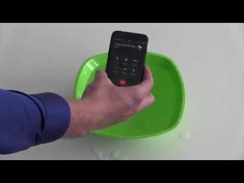 Тест iPhone 7 на водонепроницаемость