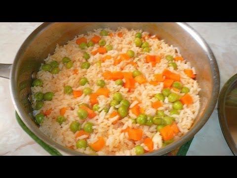 Arroz rojo mi receta youtube - Arroz con verduras y costillas ...