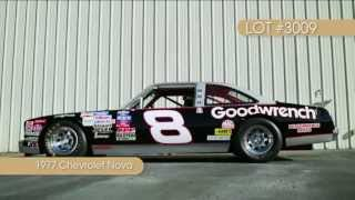 Dale Earnhardt, Sr. Race Winning 1977 Nova NASCAR from the RKMCCA 11/2/13 Charlotte Auction