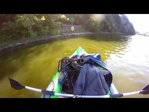 Kayaking Rudyard