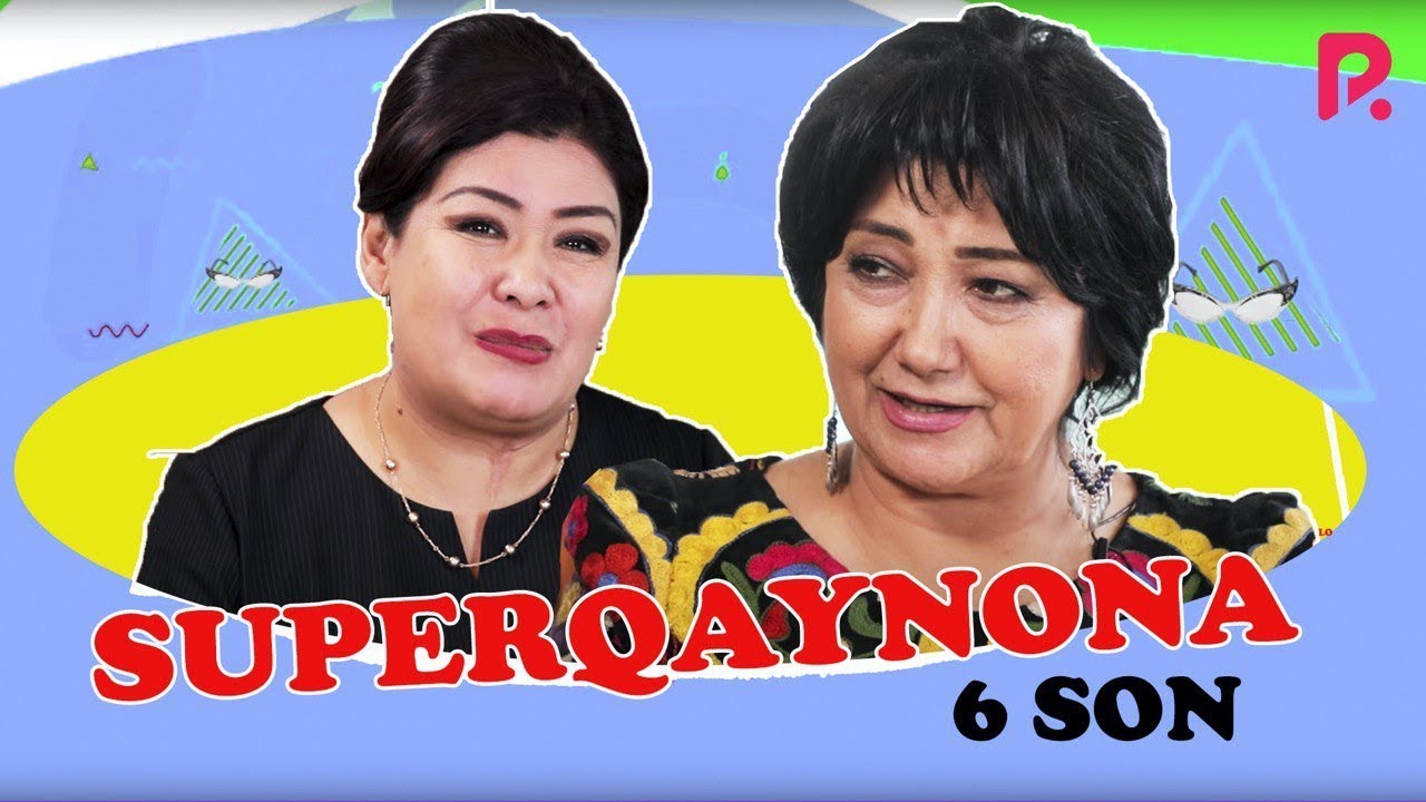 Superqaynona 6-son | Суперкайнона 6-сон