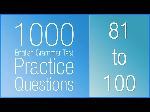 [81-100]-1000-english-grammar-test-practice-questions-(present-simple-vs-present-continuous)