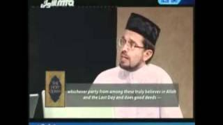 Muslime widerlegen Therry Jones/ Koranverbrennung - Teil 3/ Islam Ahmadiyya
