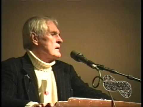 Robert Anton Wilson & Timothy Leary @ The Bridge Psychedelic Conference 1991
