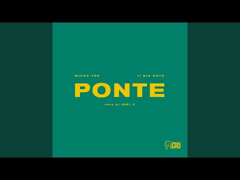 Ponte (feat. Big Soto)