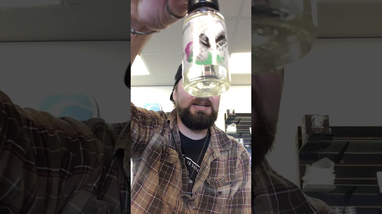 Product Review Mr Salt E Juice Line Youtube Liquid 45mg Nicotine