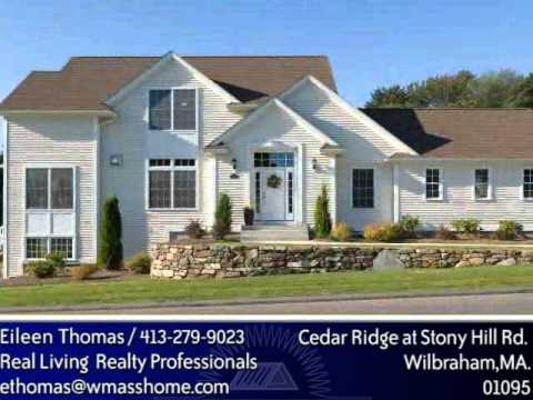 Homes For Sale in Wilbraham, MA  / Cedar Ridge at Stony Hill Rd - Webcast  City