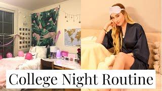 COLLEGE NIGHT ROUTINE | Harvard Freshman 2019