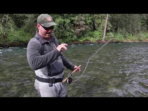 Watershed Fly Shop: Trout Spey Fishing The McKenzie River