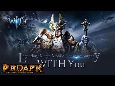 With: Magic Tales Gameplay Android / iOS (Open World MMORPG)
