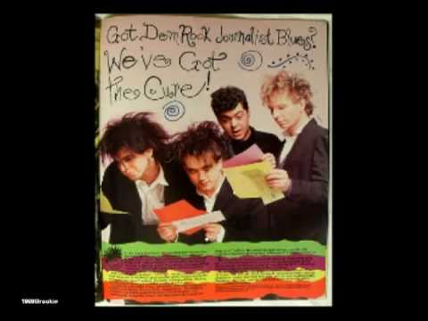 The Cure  A Japanese Dream   1987