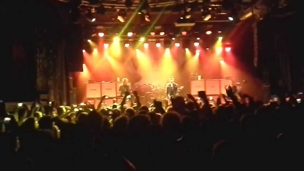 Bullet For My Valentine Helsinki 1 3 2014 Raising Hell